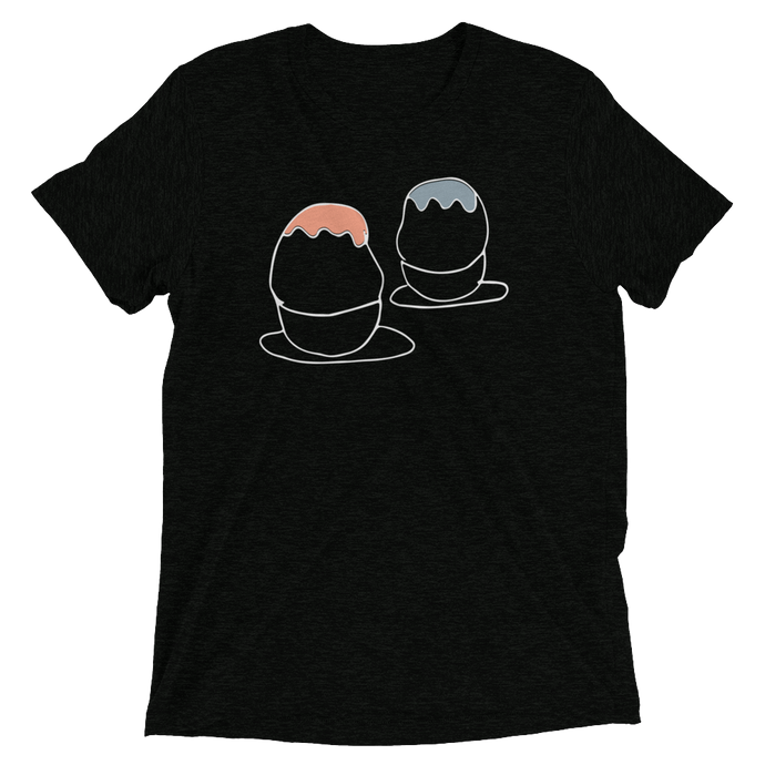 'Two Kakigōri' Tri-blend Shirt