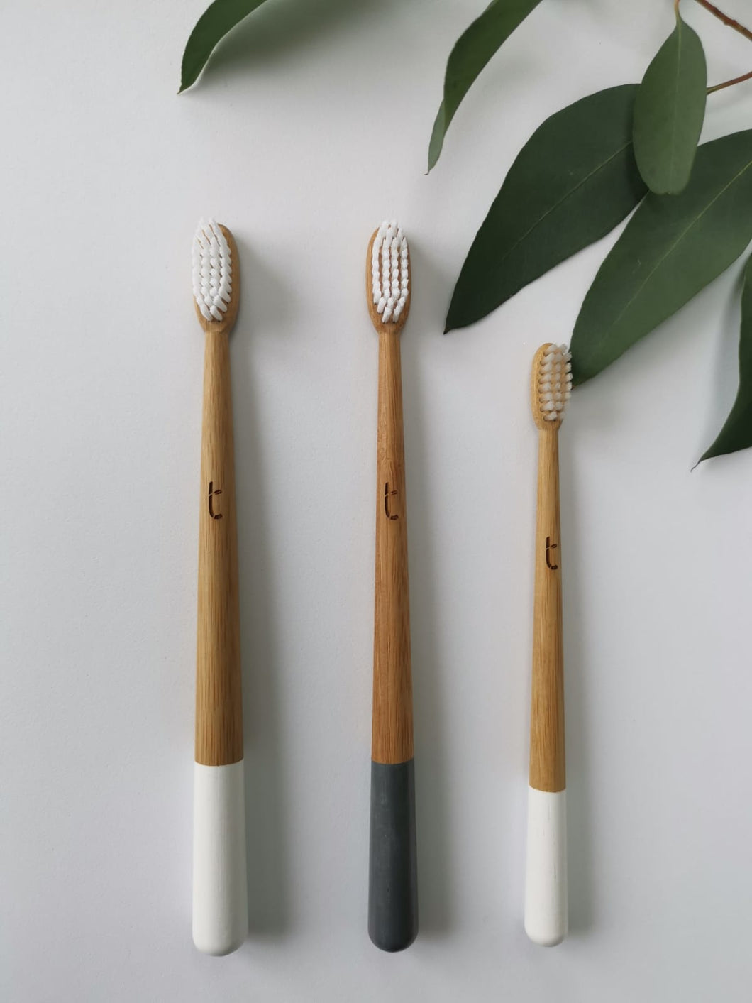 Truthbrush Bamboo Toothbrush Family Pack X 3