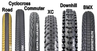 tires for terrain