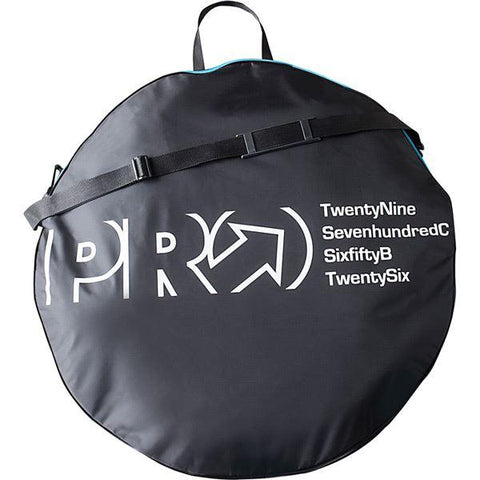 PRO Double Wheel Bag, Up to 29