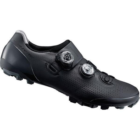 Shimano S-PHYRE XC9 (XC901) SPD Shoes, Black, Size 41