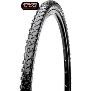 Maxxis Mud Wrestler 700 x 33c 120 TPI Folding Dual Compound ExO / TR tyre