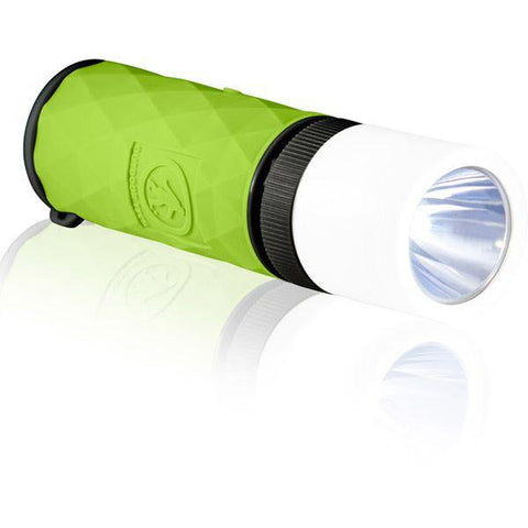 Outdoor Tech Buckshot Pro - Mini Wireless Speaker/Flashlight/Powerbank - Glow