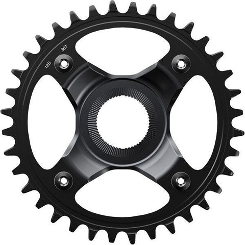 Shimano STEPS SM-CRE80 STEPS chainring, 12-speed, 36T for 56.5 mm chainline (Superboost)