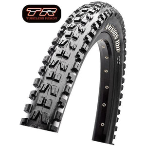 "Maxxis Minion DHF 29"" x 2.30"" 60 TPI Folding Dual Compound ExO / TR tyre"
