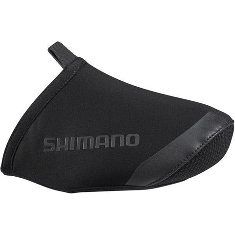 Shimano Clothing Unisex T1100R Toe Cover, Black, Size XXL (47-49)