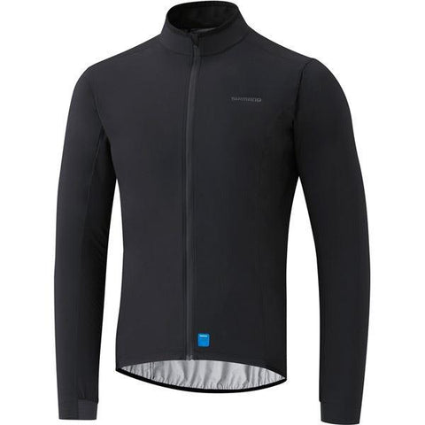 Shimano Clothing Men's Variable Condition Jacket, Black, Size L