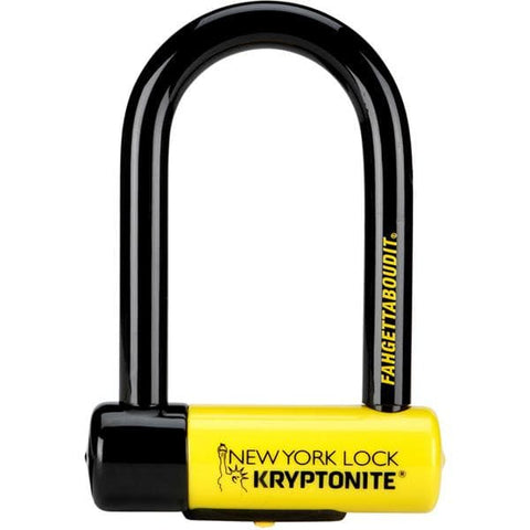 Kryptonite New York Fahgettaboudit lock
