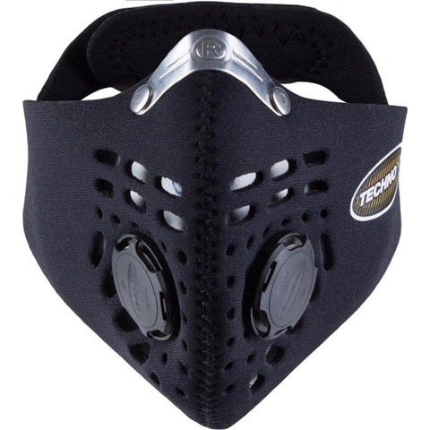 Respro Techno Mask Black Large