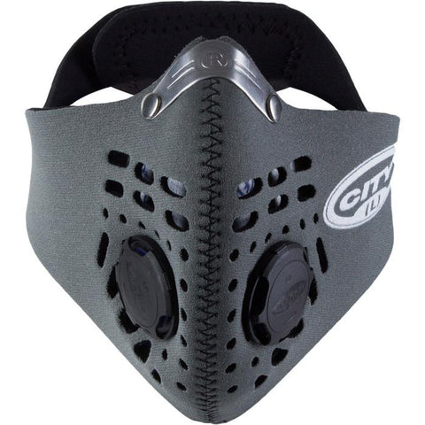 Respro City Mask Grey Medium