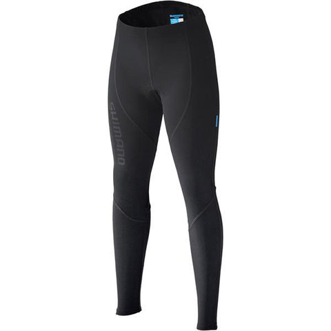 Shimano W's Performance Winter Long Tights, Black, Large