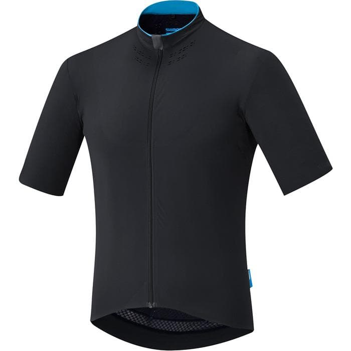 Shimano Men's, Evolve Jersey, Black, Large