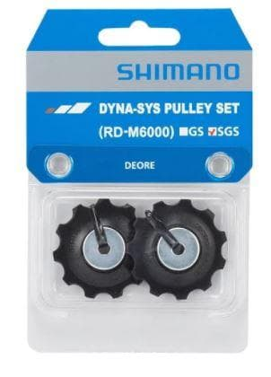 Shimano RD-M6000 jockey wheel set - Y3E498020