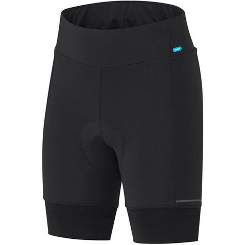 Shimano Clothing Women's Sumire Shorts, Black, Size M