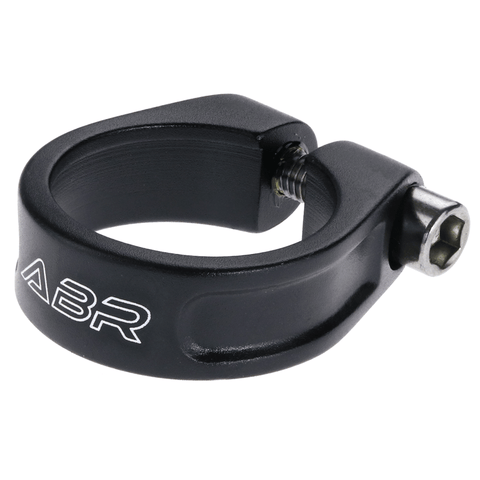 ABR Orbiter Bolted Seat Clamp BLACK 34.9mm
