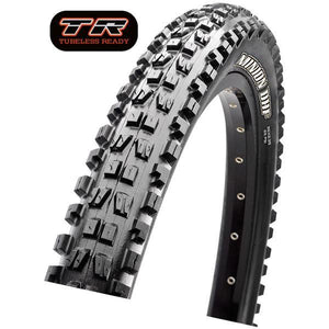 Maxxis Minion DHF 27.5 x 2.50WT 60 TPI Folding Dual Compound ExO / TR tyre
