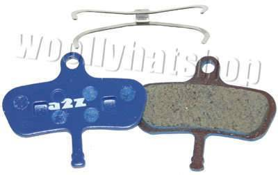 A2Z Disc Brake Pads - AVID Code 4 Piston Brake AZ295
