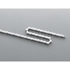 Shimano CN-NX10 chain 1/2 x 1/8, silver - 114 links