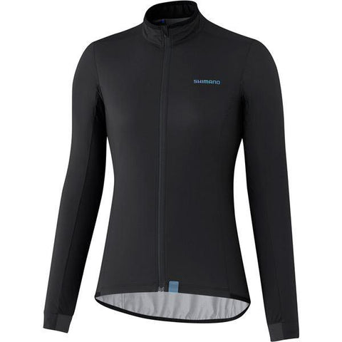 Shimano Clothing Women's Variable Condition Jacket, Black, Size XXL