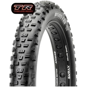 Maxxis Minion FBR 26 x 4.00 60 TPI Folding Dual Compound tyre