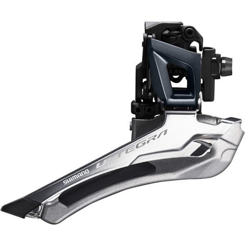 Shimano FD-R8000 Ultegra 11-speed front derailleur, double braze-on
