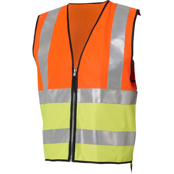 Madison Hi-viz reflective vest conforms to EN471 standard - large / X-large