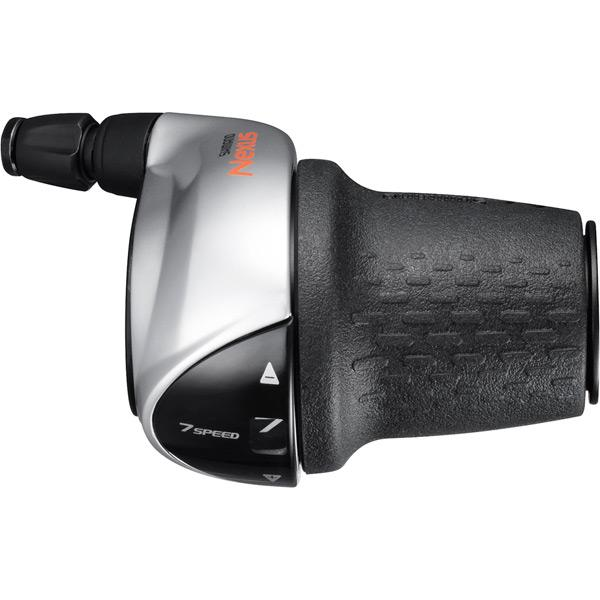 Shimano SL-C3000 Nexus 7-speed Revo shifter, right hand, silver