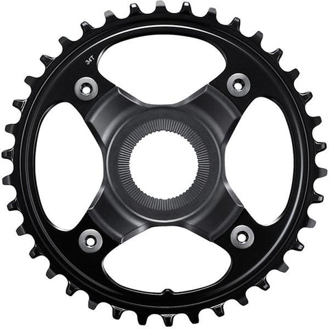 Shimano SM-CRE80 STEPS chainring for FC-E8000 / E8050, 34T 53mm chainline