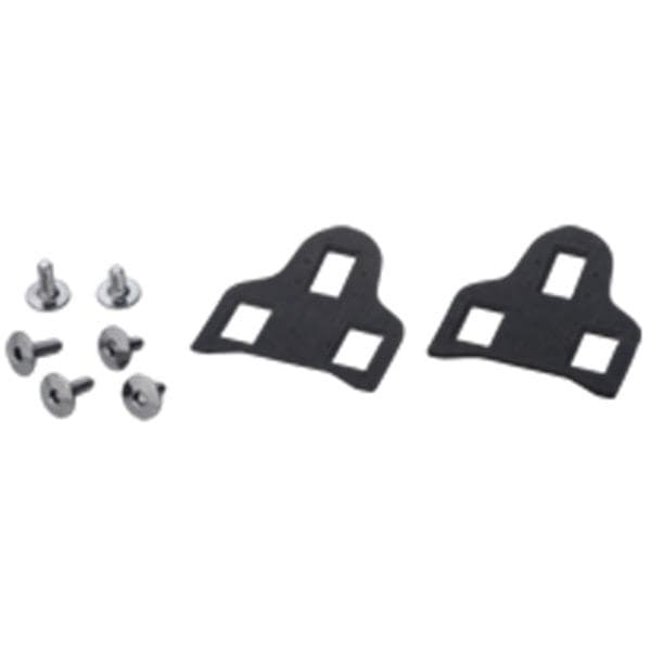 Shimano SM-SH20 SPD-SL cleat spacer / fixing bolt set