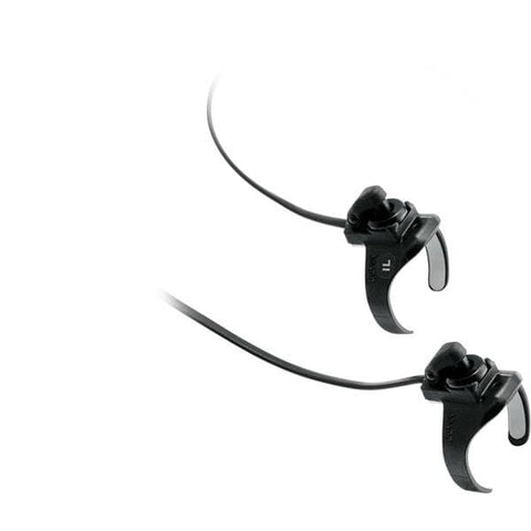 Shimano SW-R610 Di2 Sprinter switches for Dura-Ace 9070 drop bar STI, E-tube, pair