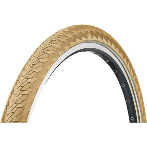 "Continental Cruise Contact Reflex 28 x 2.0"" Créme Tyre"