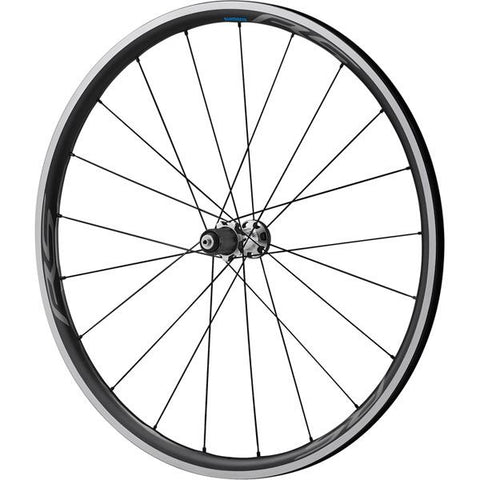 Shimano WH-RS700-C30-TL wheels, Tubeless ready clincher 30 mm, pair Q/R