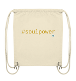 has#bag #soulpower - Organic Gym-Bag