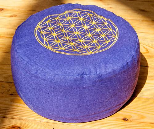 Cushion Meditation rund