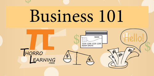 Business 101 Workshop