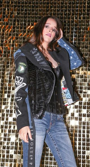 PIA BOLTE Jacket WILD WEST dope Jeans! - PIA BOLTE® COUTURE