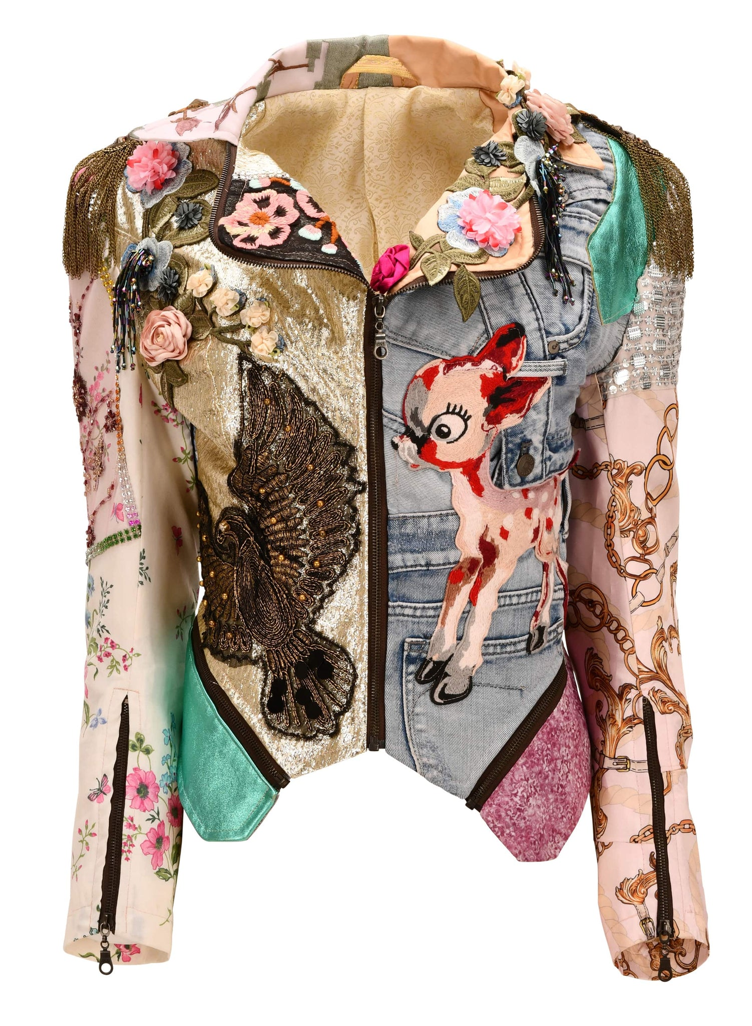 PIA BOLTE® Jacket LOVE FLOWERS - PIA BOLTE® COUTURE