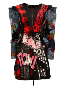 PIA BOLTE ® DRESS TOKYO SWAG - PIA BOLTE® COUTURE