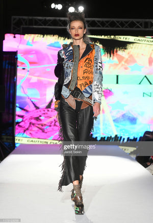 PIA BOLTE ® NYFW 2020 Jacket DOPE - PIA BOLTE® COUTURE
