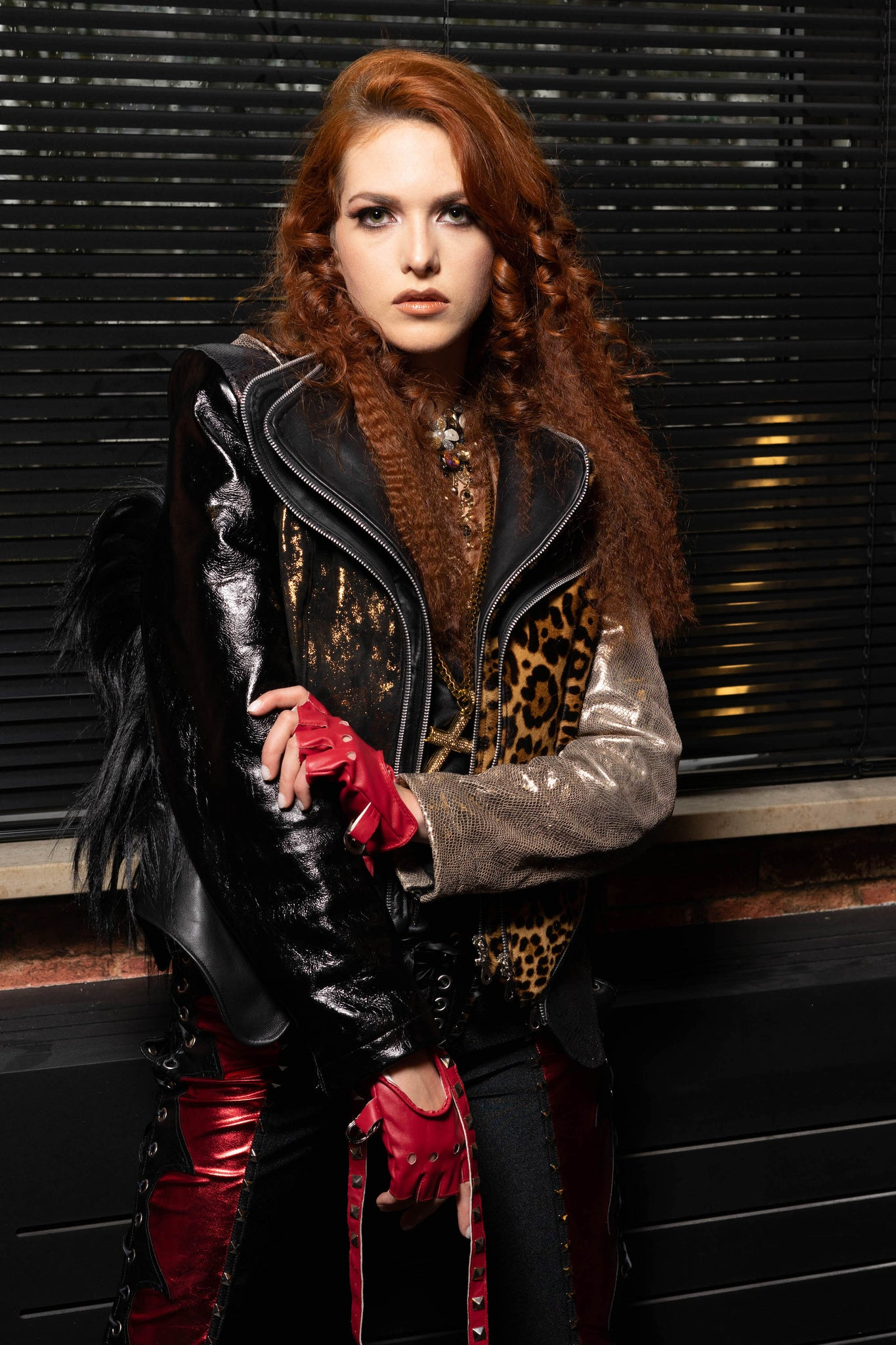 PIA BOLTE® Jacket WILD GIRL