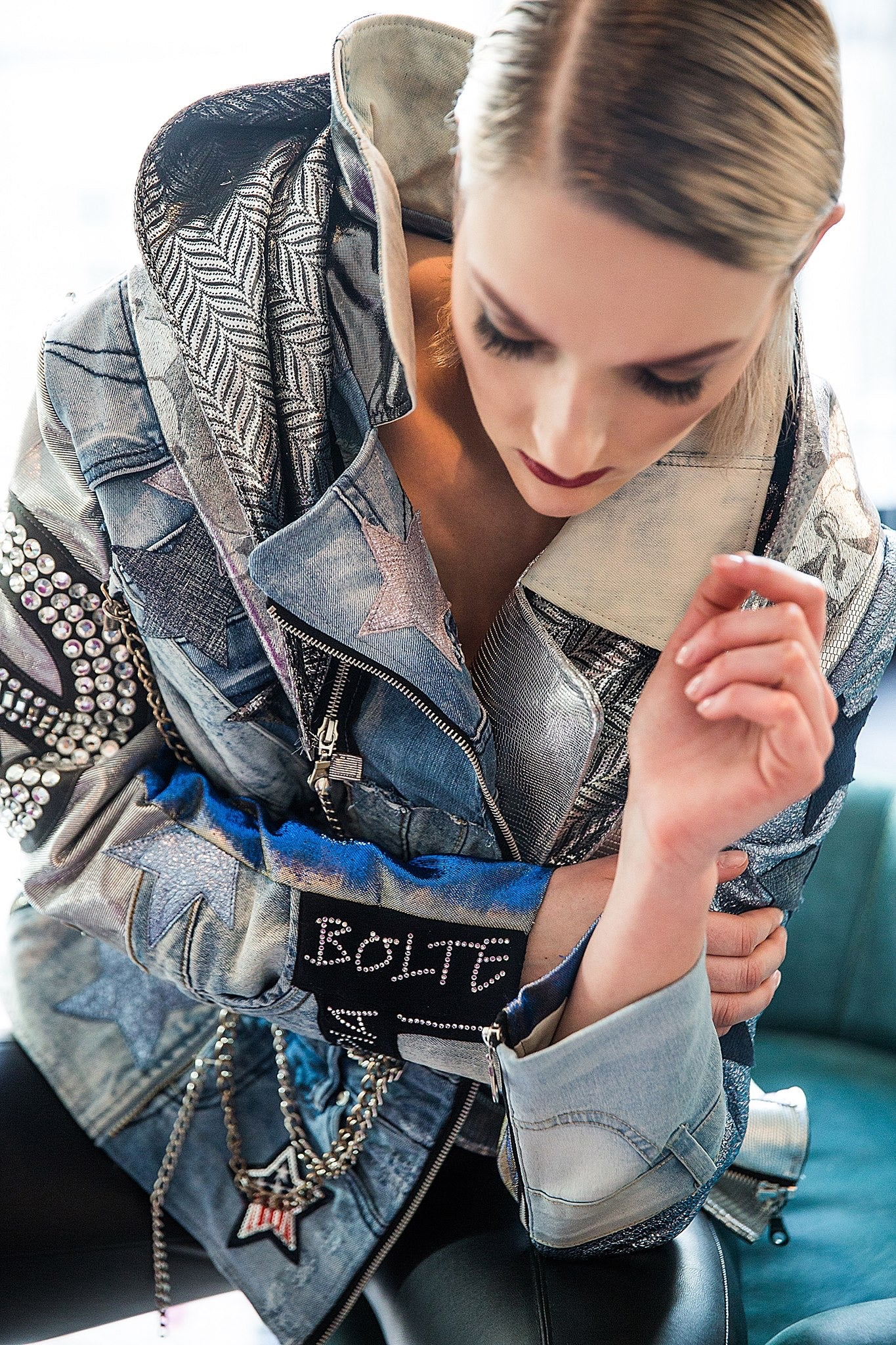 PIA BOLTE® BABY BLUE - PIA BOLTE® COUTURE