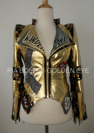 PIA BOLTE® GOLDEN EYE - PIA BOLTE® COUTURE