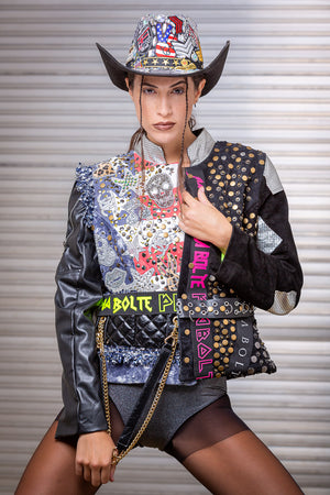 PIA BOLTE® Jacket COWGIRL 2020 - PIA BOLTE® COUTURE