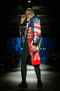 PIA BOLTE® MEN American Dream COAT - PIA BOLTE® COUTURE