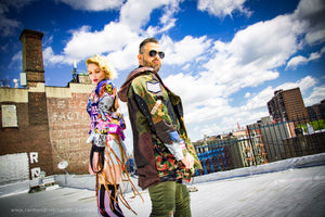 PIA BOLTE® MEN NEW YORK PARKER - PIA BOLTE® COUTURE