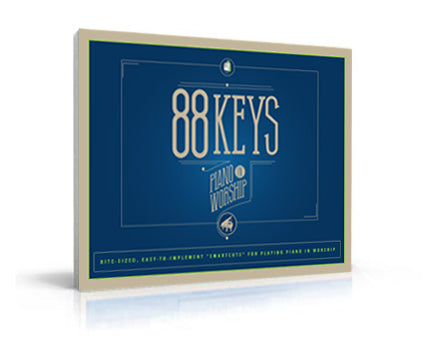 88 Keys for Piano in Worship