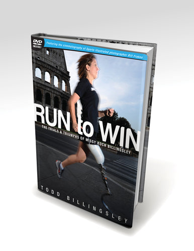 Run to Win: The Trials and Triumphs of Missy Koch Billingsley (eBook)