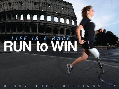 Run to Win Poster
