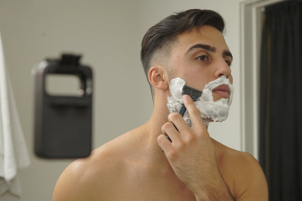 After Reading This You'll Think Twice About Your Shaving Habits