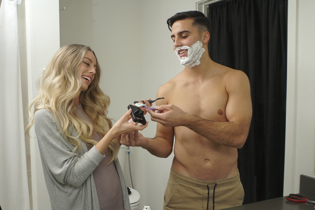 Ladies, Men's Razors Might Be The Answer To Your Thick Hair Problems